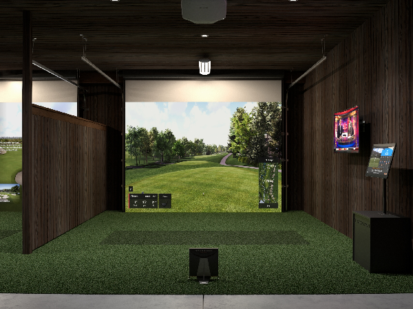 Virtual Golf Simulator in Connecticut