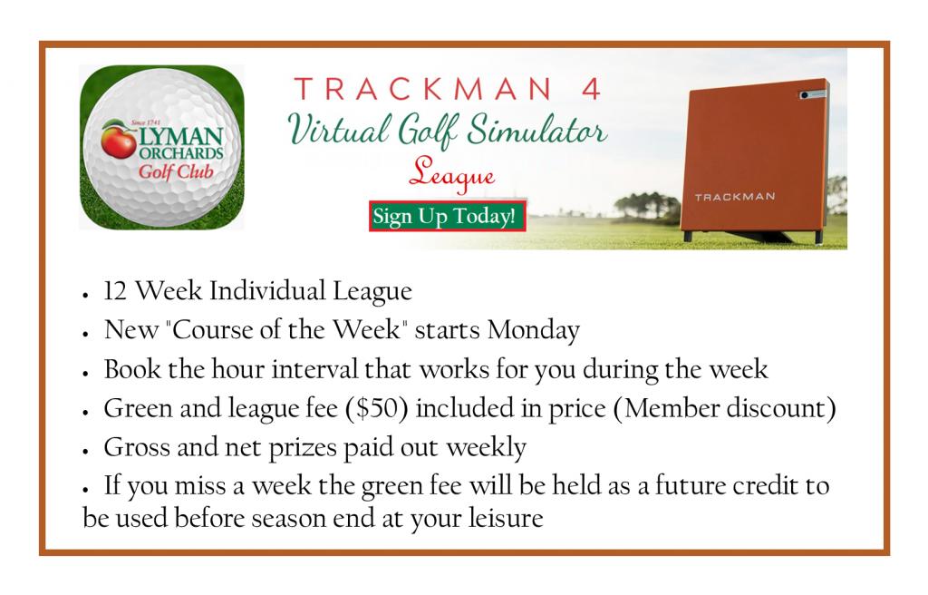 Connecticut Golf Simulator League Details
